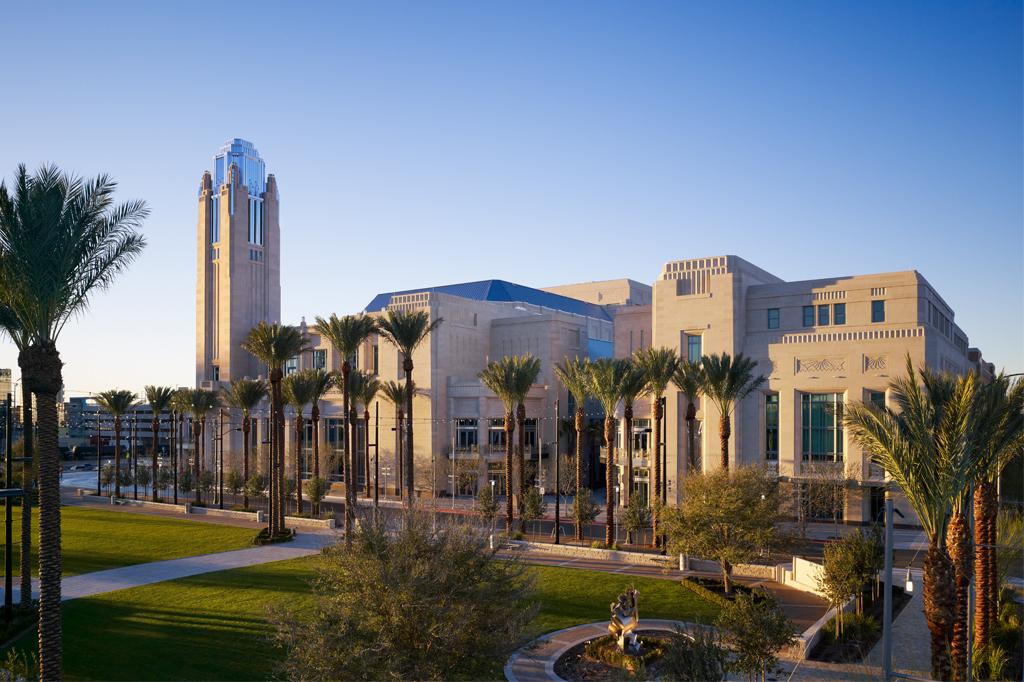 The Smith Center Performing Arts Las Vegas