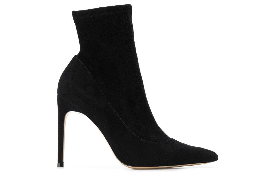 Sophia Webster Rizzo booties, 5-inch stilettos