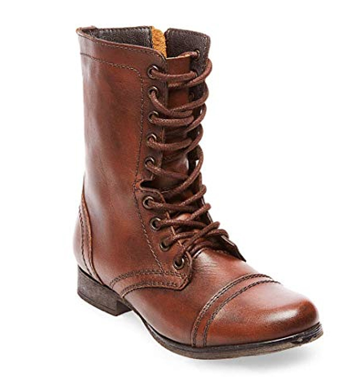 steve madden combat boots, troopa womens shoes
