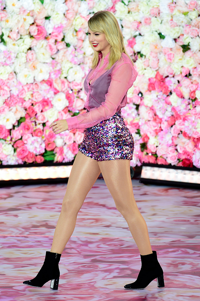 Taylor Swift GMA 2019