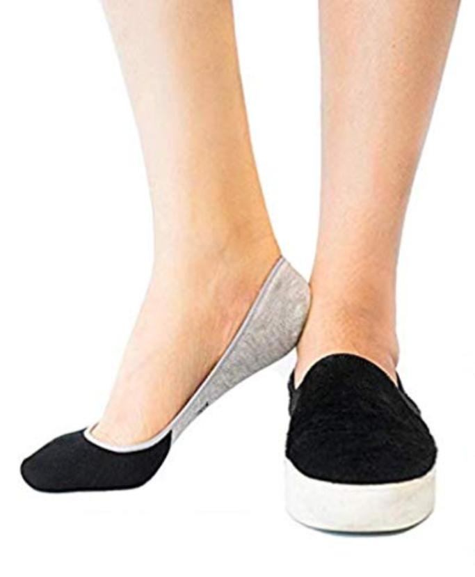 hirty48 No Show Socks
