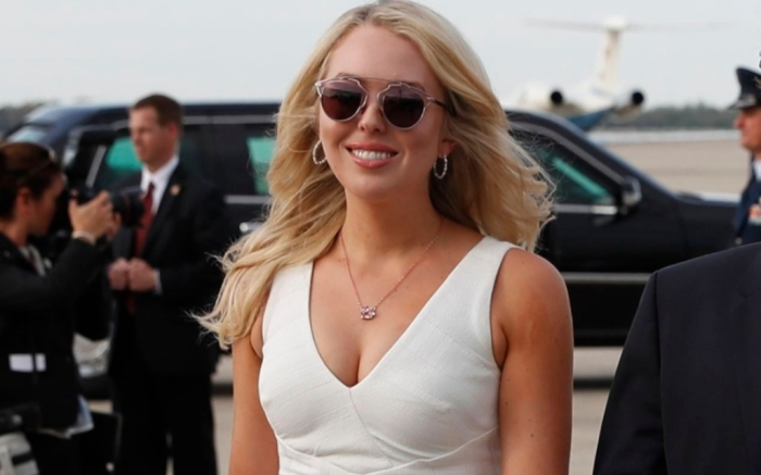 tiffany trump 2017