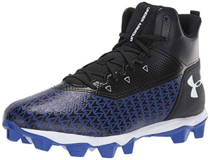Under Armour Men's Hammer Mid Rm Football Shoe