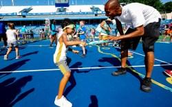Tennis Industry Ramps Up Kids Programs