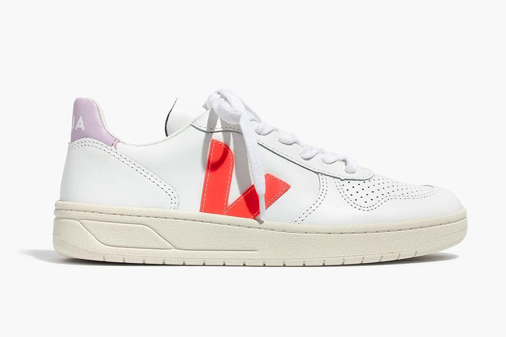 Veja x Madewell V-10 sneakers