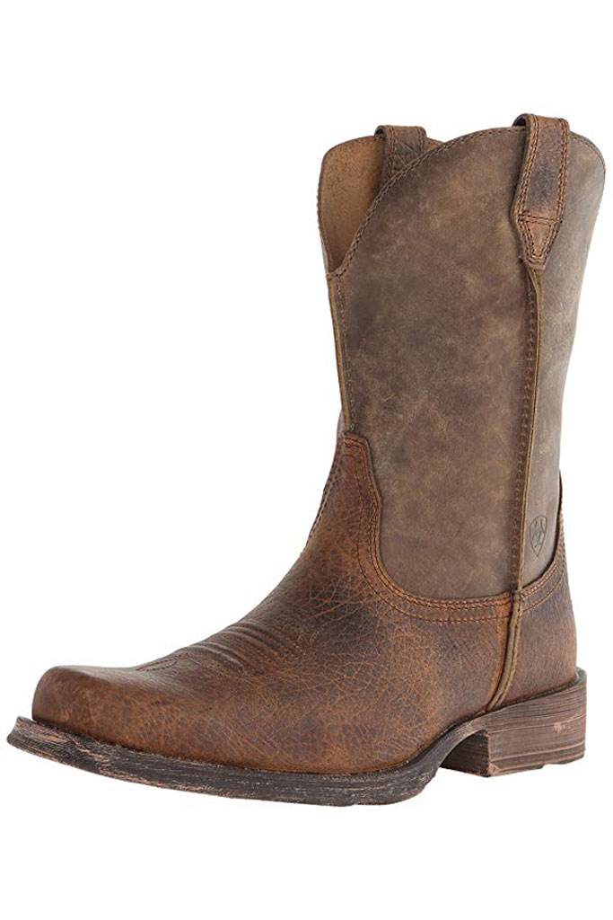 western boot, Ariat, Rambler, men's