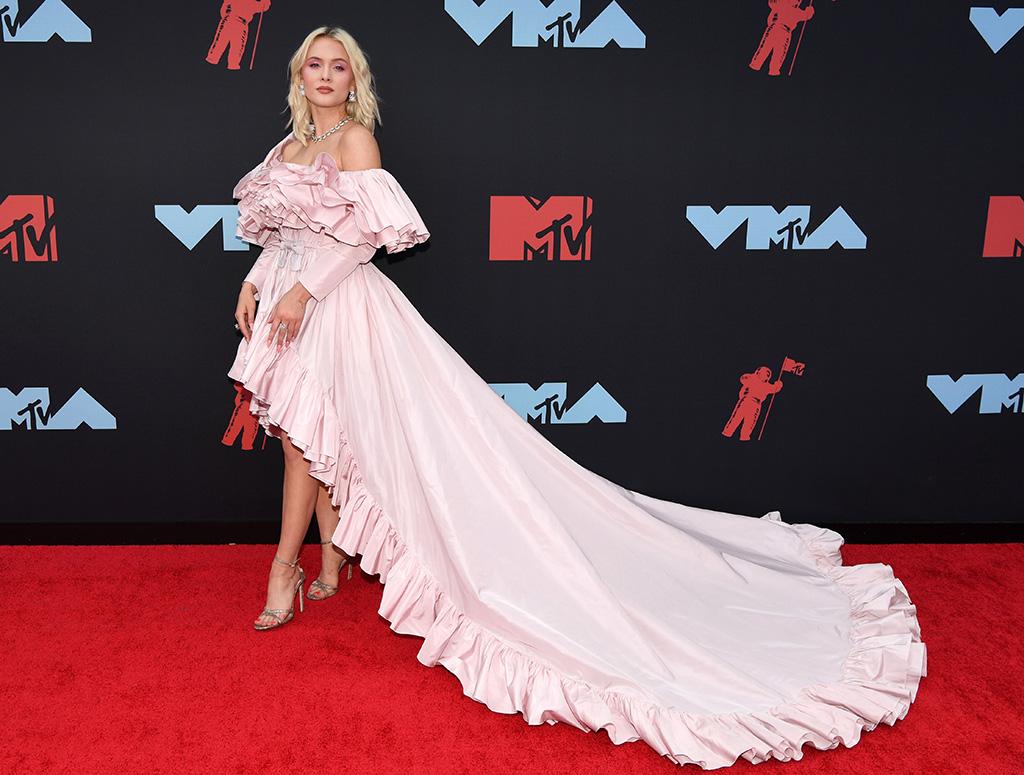 Zara LarssonMTV Video Music Awards, Arrivals, Prudential Center, New Jersey, USA - 26 Aug 2019