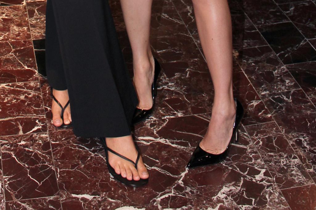 sara sampaio, vs, victoria's secret, angel, mimi cuttrell, shoes