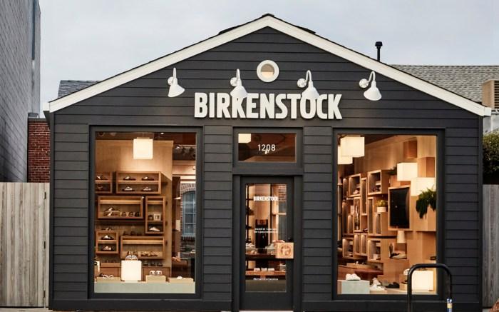 Birkenstock Venice Beach California