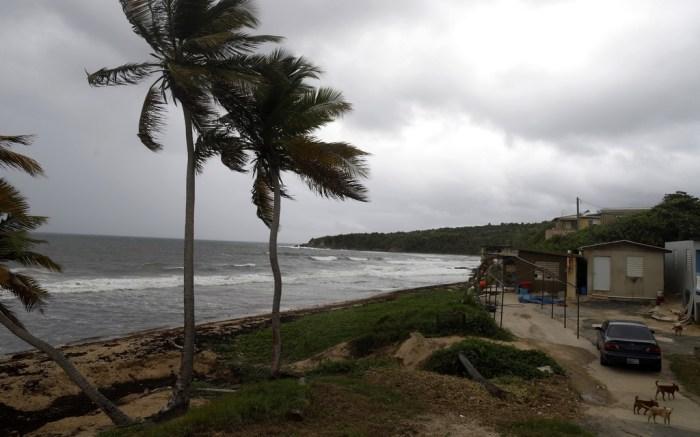 El Negro, Yabucoa municipality, Puerto Rico, 28 August 2019. Puerto Rico
