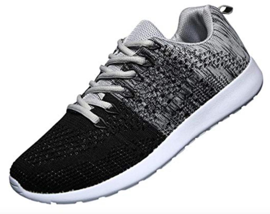 welmee knit sneakers