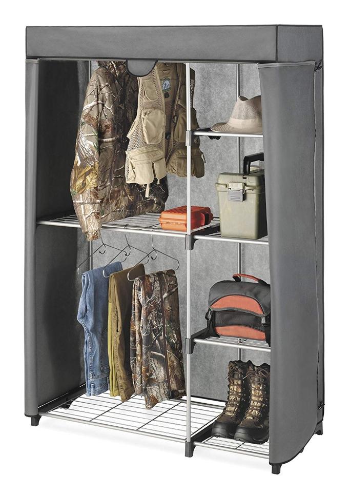 Whitmor Deluxe Utility Closet