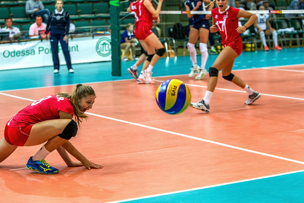 Volleyball Shoes – Footwear News