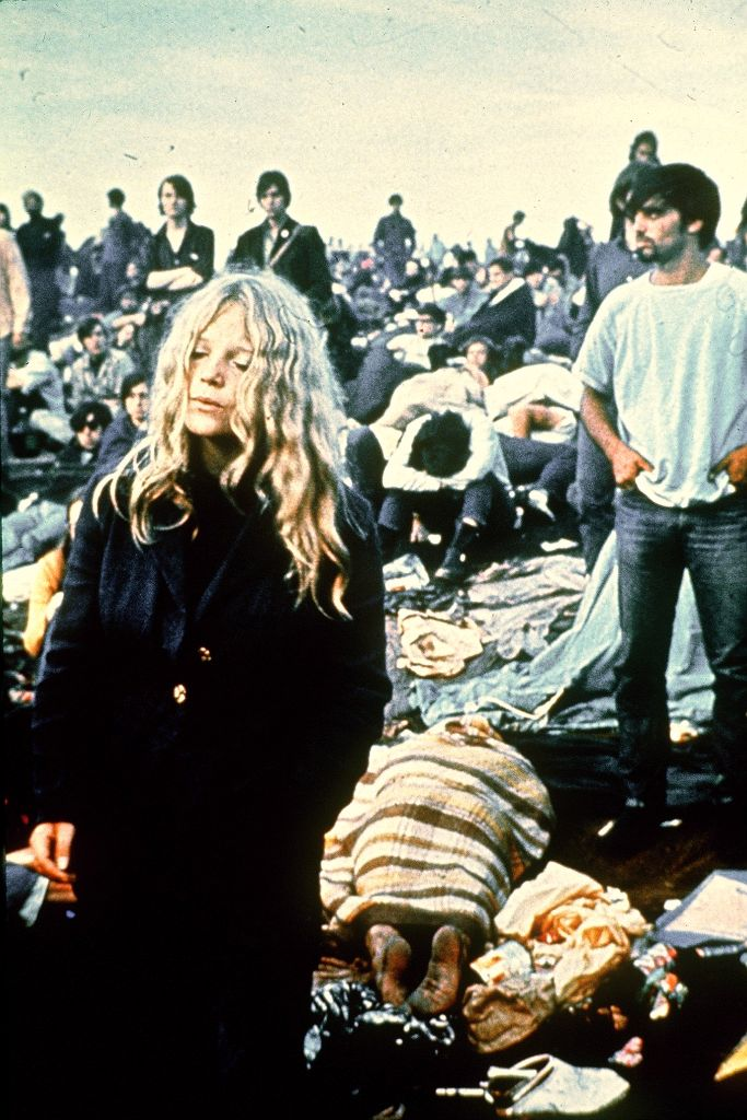 Woodstock Fashion 50th Anniversary