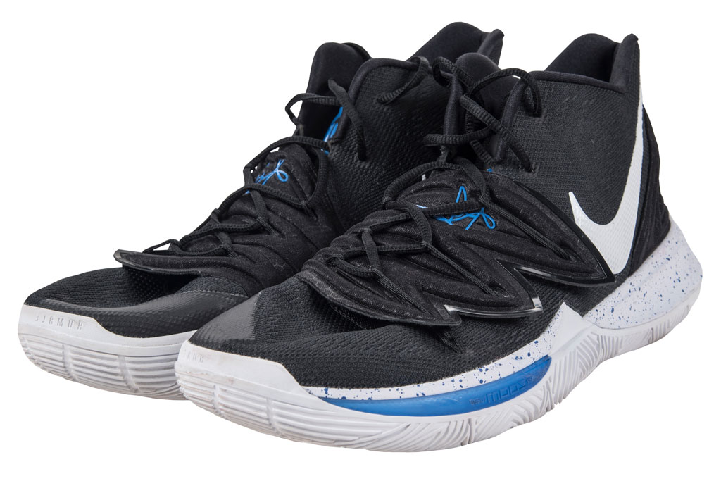 Nike Kyrie 5 sneakers worn by Zion Williamson