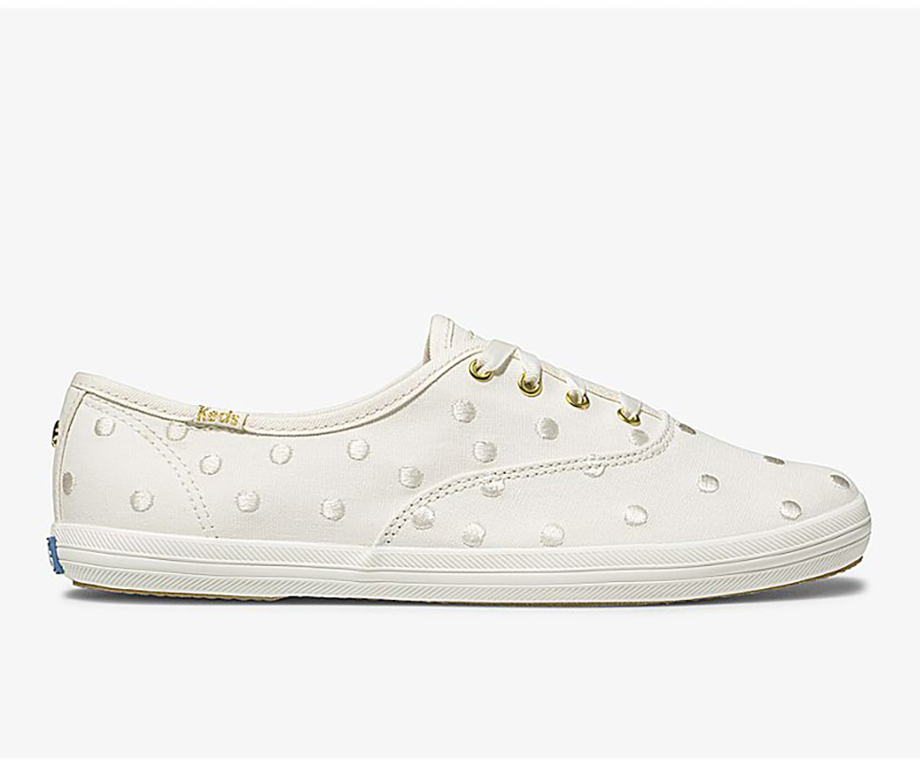 1920s fashion trends, Women's Keds x Kate Spade New York Champion sneaker, keds, shoes inspired by the 1920s