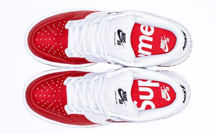 Supreme x Nike SB Dunk Low Collab F/W 2019