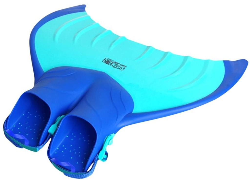 flippers for kids, Body Glove Mermaid Linden Kids Monofin