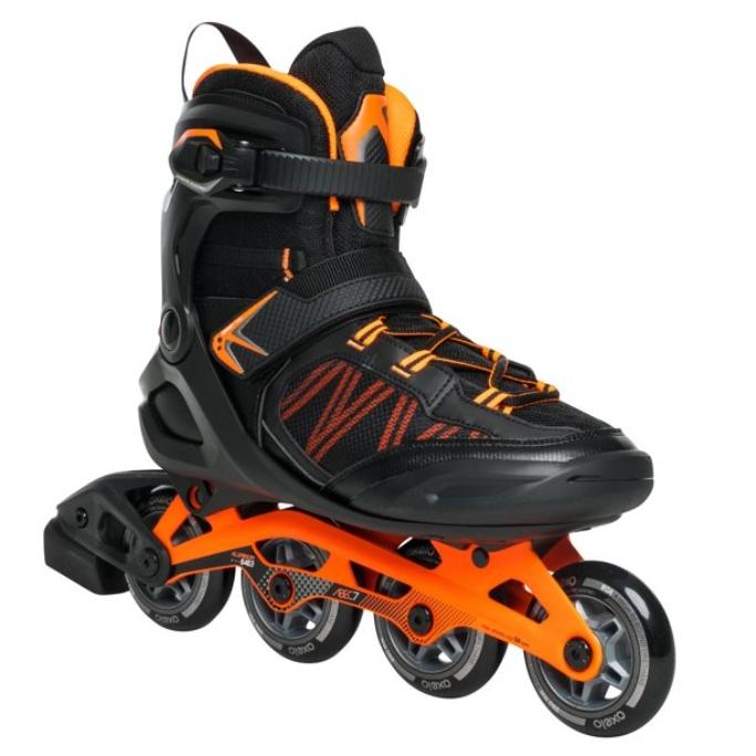 Decathlon Oxelo FIT500 Inline Fitness Skates, men's inline skates
