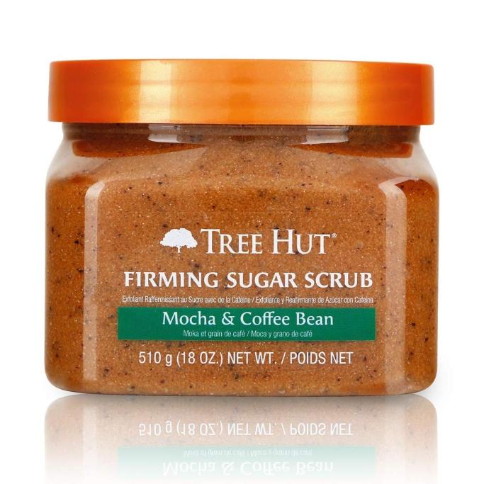 Tree Hut Shea Sugar Scrub, foot scrubs with essential oils