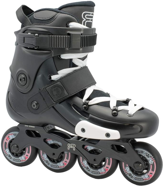 FR Skates FRX 80 Freeskates, best men's inline skates