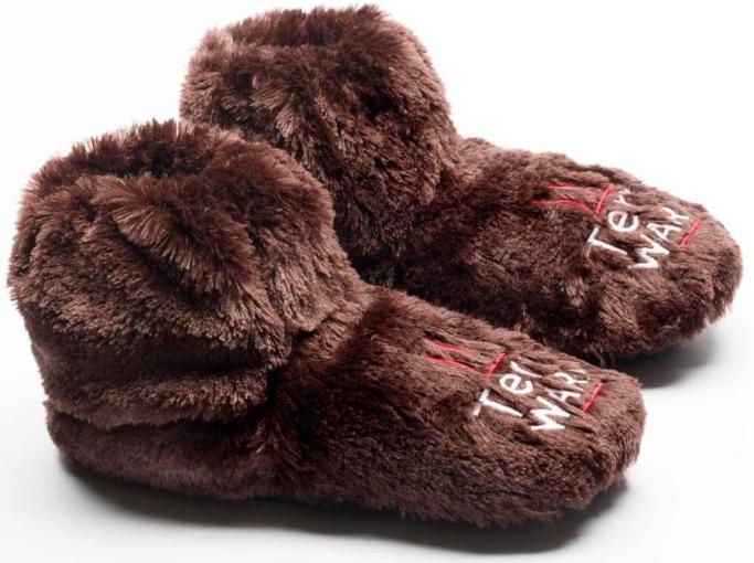 Terrawarm slippers, foot warmers