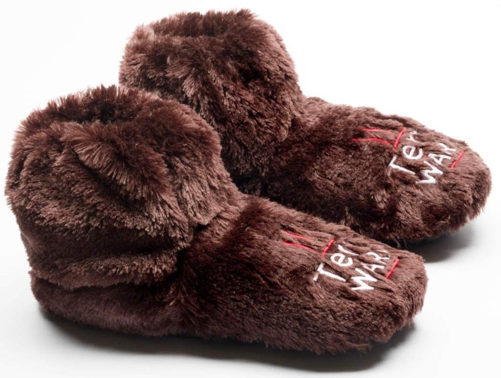 terra-warm Microwave Toes and Feet Warmers