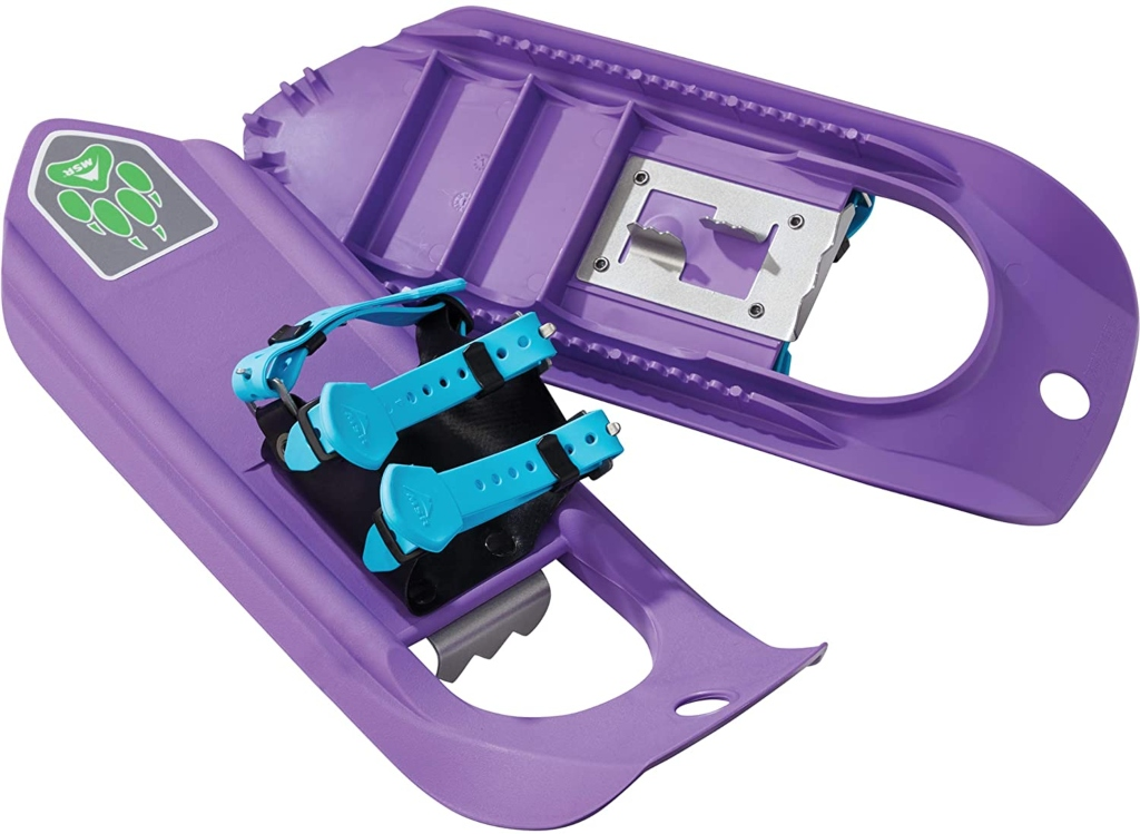 MSR Tyker Kids' Snowshoes, snowshoes for kids