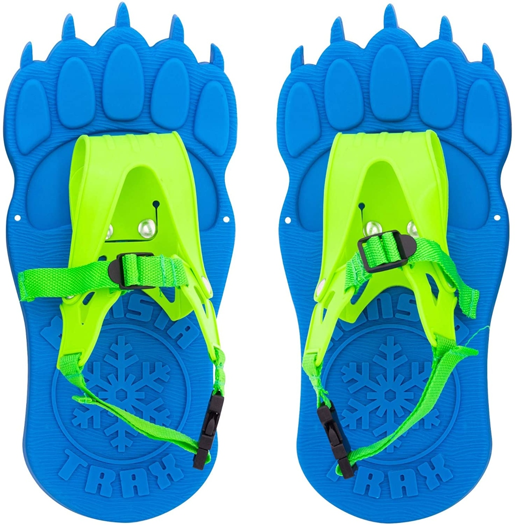 Airhead Monsta Trax Kids Snowshoes, snowshoes for kids