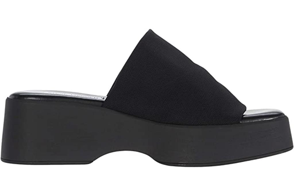 steve madden, slinky slide, 90s shoe trends