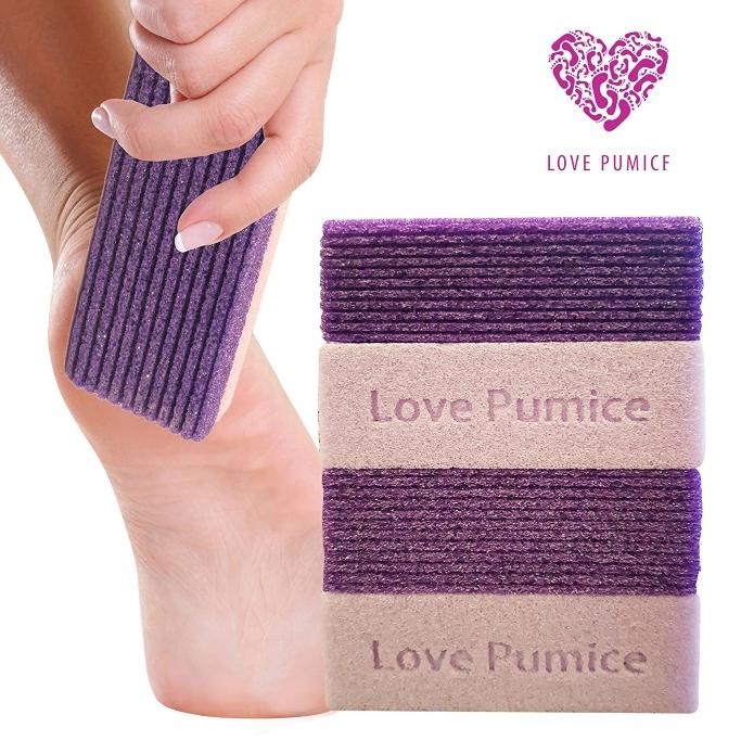pumice stones, Love Pumice 2-in-1 Stone