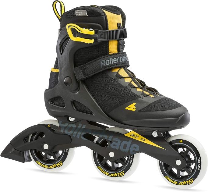 Rollerblade Macroblade 100 3WD Mens inline skates, inline skates for men
