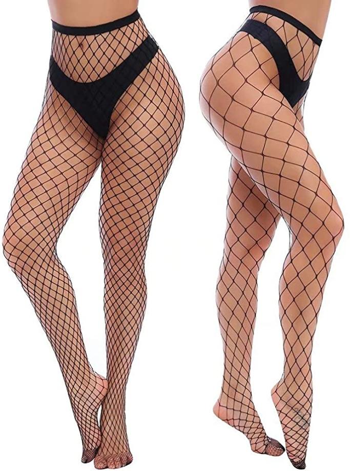 Charmnight Fishnet Stockings