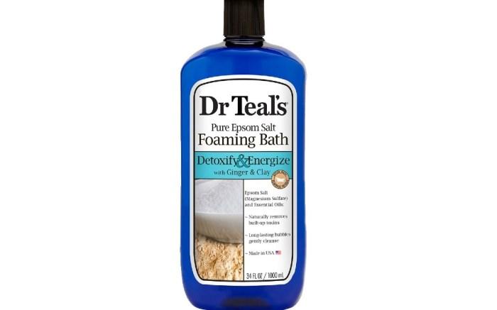 Dr. Teal's Epsom Salt Soak with Ginger & Clay