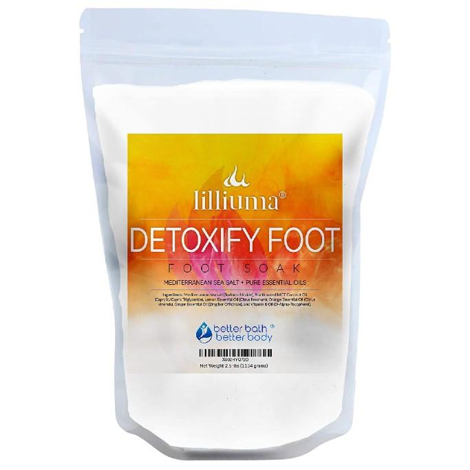 Lilliuma Detoxify Foot Soak