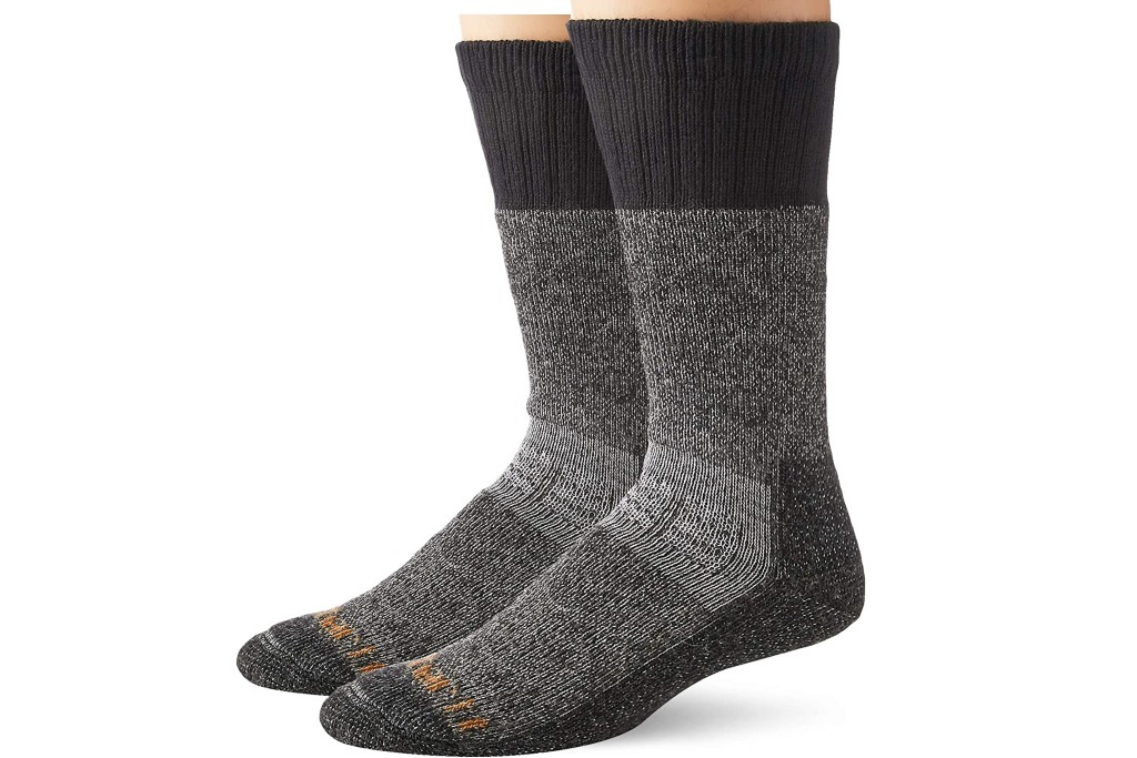 Carhartt Cold Weather Boot Sock, Cold Weather Socks for Men