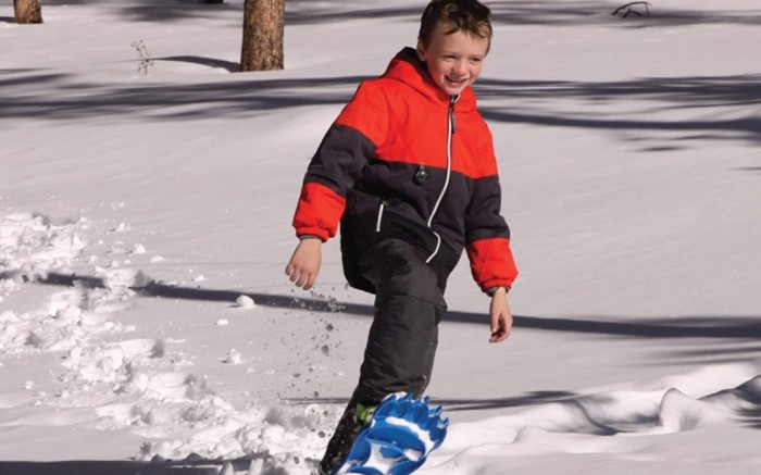 snowshoes for kids