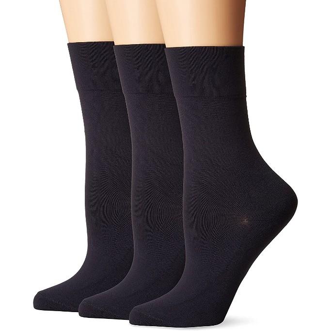 Hue Ultrasmooth Crew Socks, casual socks for women