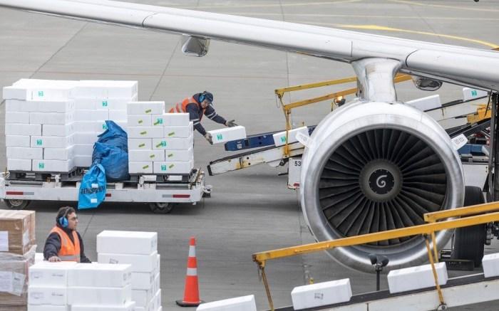 air freight, us, china, trade