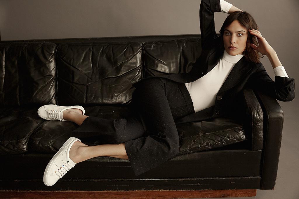 Milan Fashion Week: Alexa Chung x
