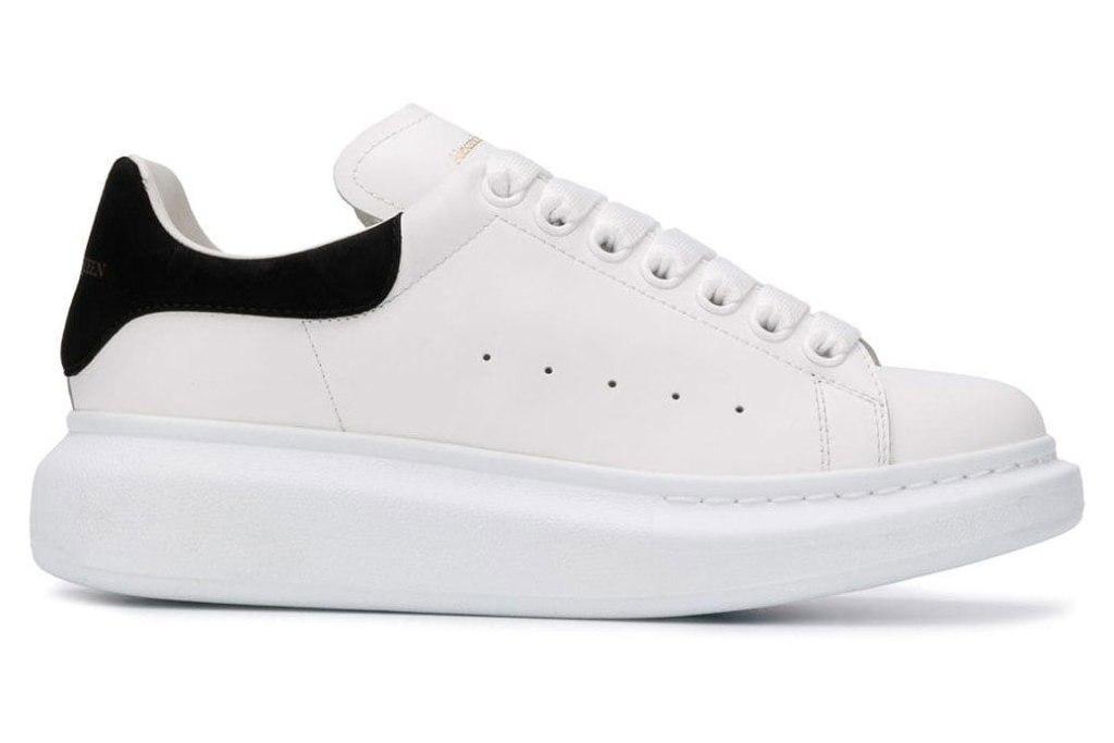 Alexander McQueen, oversized sole sneaker