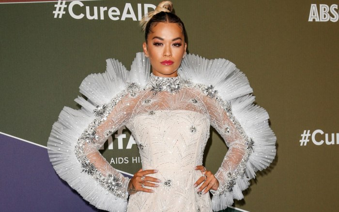 Rita Ora, amfar gala, mfw, celebrity style, red carpet