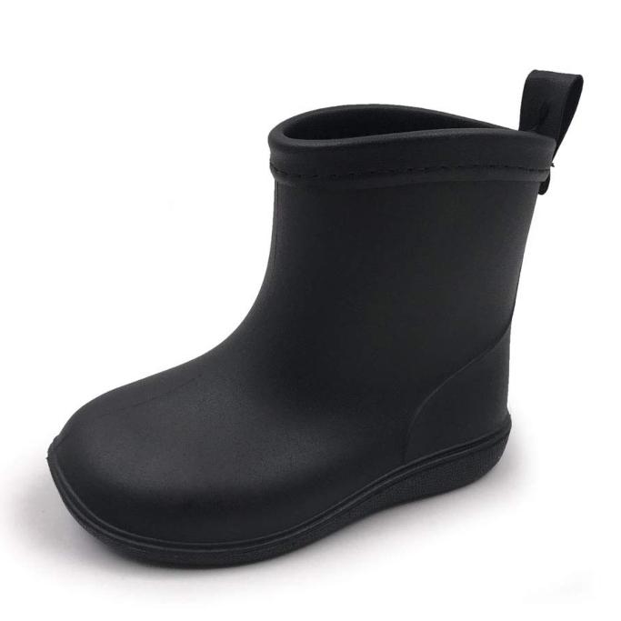 amoji toddler rain boots