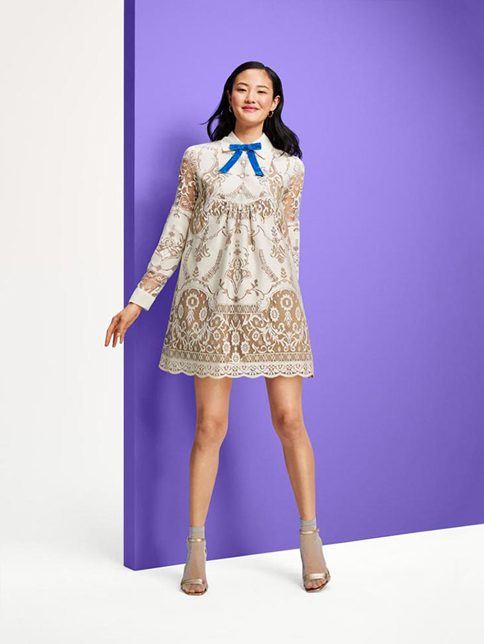 Anna Sui x Target collection target designer anniversary collections