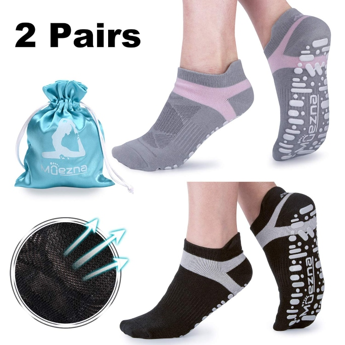 Muezna Yoga Socks