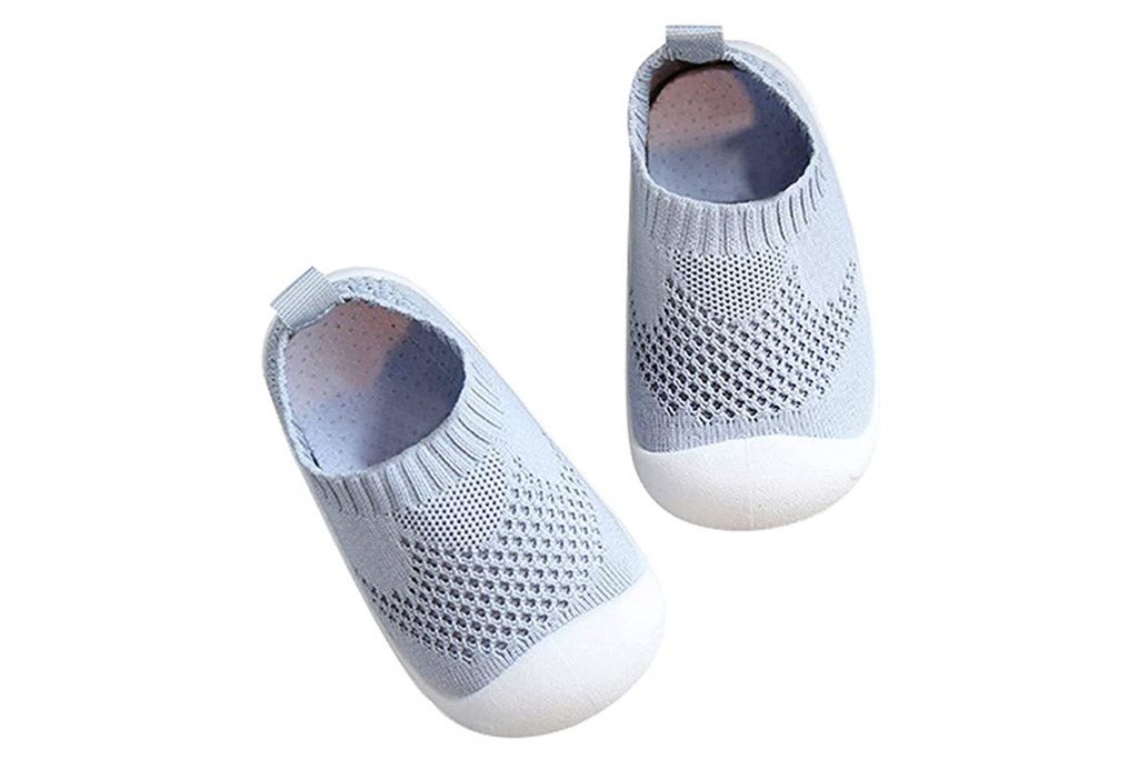 baby, sock style sneakers