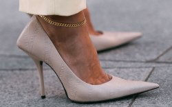 balenciaga, pumps, pointed toe, lfw, London