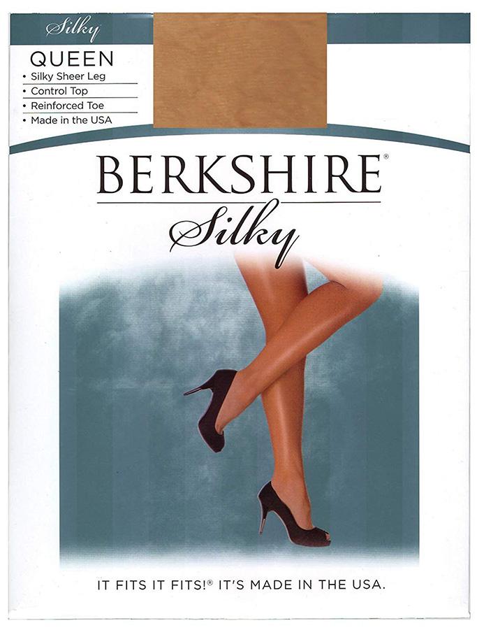 Berkshire Women's Plus-Size Control Top Panty Hose