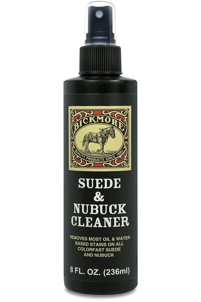 Bickmore Suede & Nubuck Cleaner