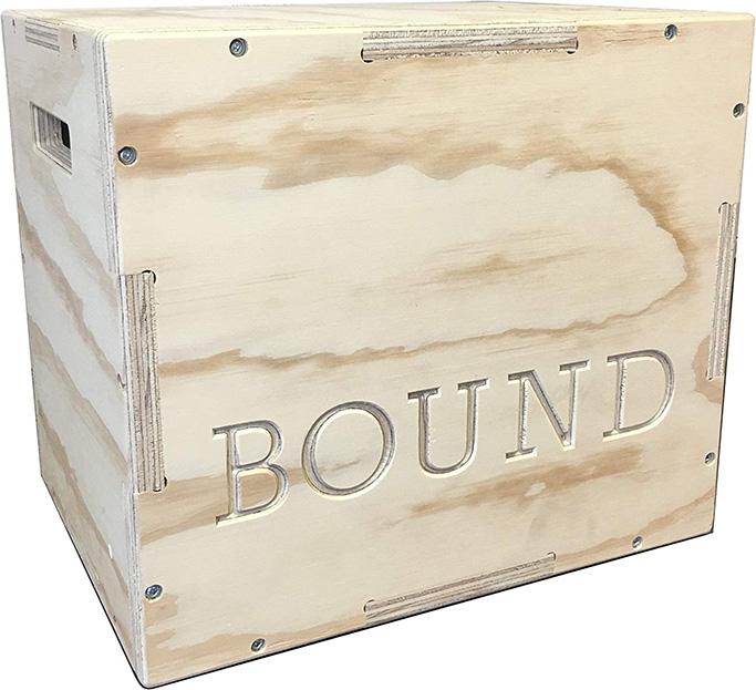 bound plyo box, workout box